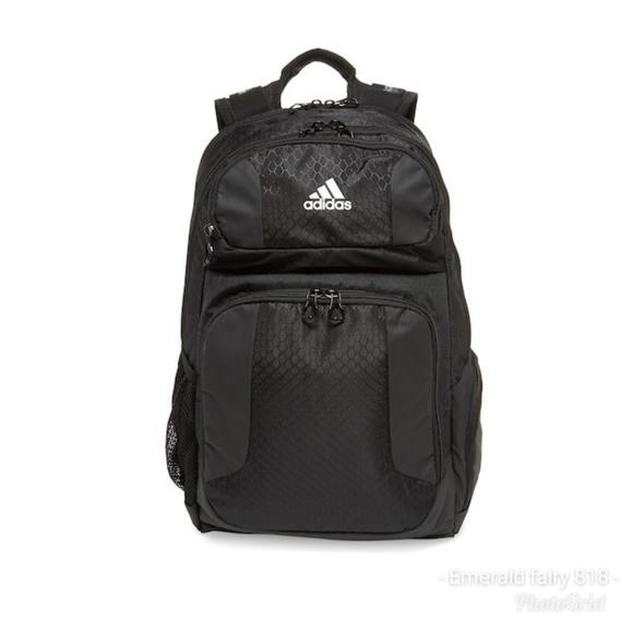 45ed697e24c2ed NWT Adidas Strength Backpack in Black